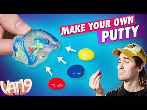 Make Your Own Putty Kit!