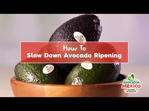 How to Slow Down Ripening