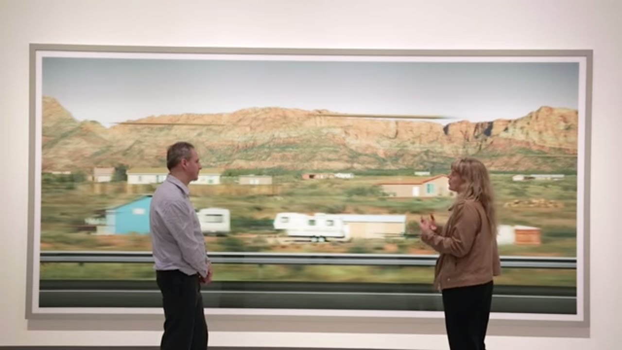 Andreas Gursky at the Hayward Gallery