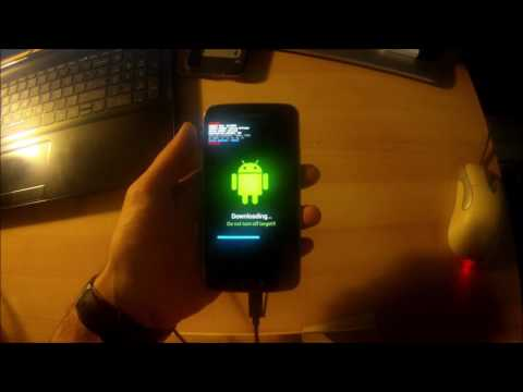 How to root Verizon Galaxy S5 (SM-G900V)