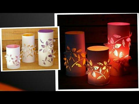 DIY Paper Lampshade  Enjoy Crafting # 68