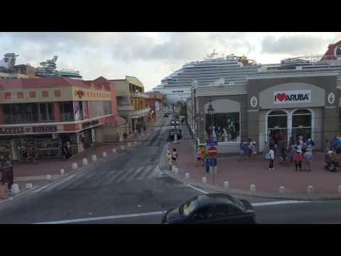 Fast, Cheap Way to Get to Eagle Beach in Aruba From Cruise Port
