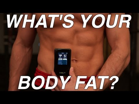 Easiest Way To Measure Your Body Fat!