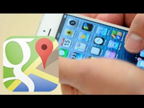 Google Maps Already No. 1 Free iPhone App