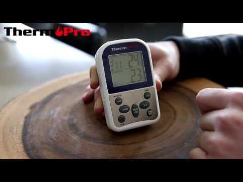 ThermPro TP 12 Digital Wireless Thermometer   Introduction