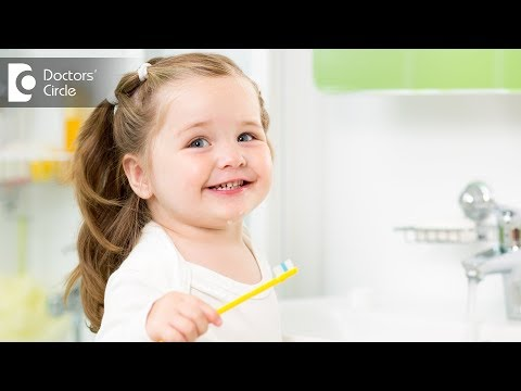 How to prevent tooth decay in children?- Dr. M R Pujari