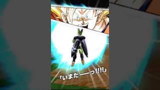 LR SUPER SAIYAN 2 GOHAN SUPER ATTACK ANIMATION!
