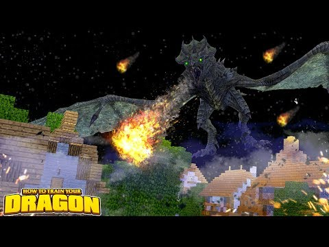 PREPARING FOR WALL & METEOR DRAGONS! - How To Train Your Dragon