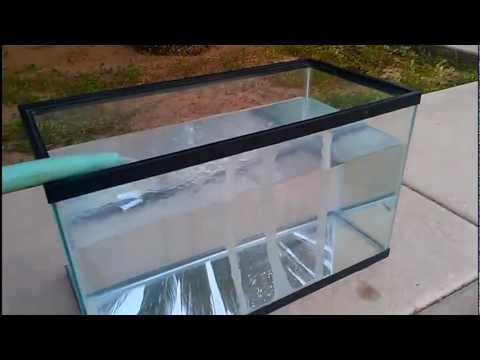 Fixing Cracked Fish Tanks 29 & 10 Gallon Repair