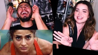 TRACKTOWN Trailer Reaction & Jaby