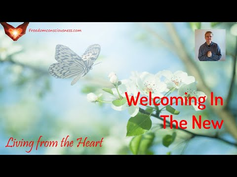 Welcoming in the New Insight (Living from the Heart Series)