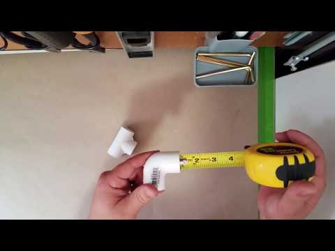 How and what to measure for PVC pipe projects