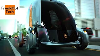 5 Future Technology Means of Transport #10 ✔
