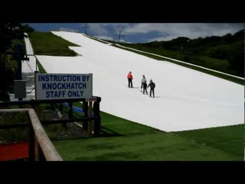 Ski Lessons at Knockhatch Ski and Snowboard Centre