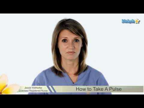 How to Take a Pulse