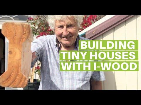 Chris Scott's Brilliant I-Wood Tiny Homes