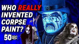 Who Really Invented Corpse Paint?