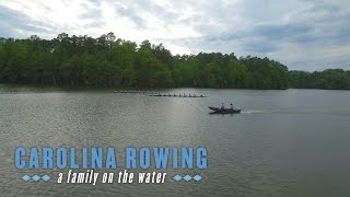 Carolina Rowing:  A Family on the Water