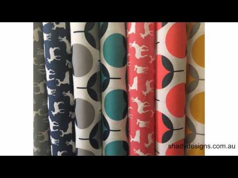 How to choose an Inspiring fabric online for your custom lampshade