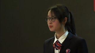 To Be Interesting, Be Interested | Yuke (Eunice) Guo | TEDxYouth@QDHS