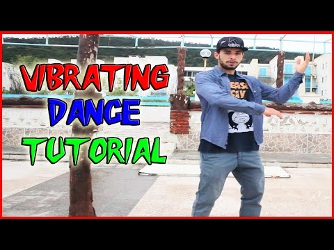 How to Dance To Dubstep : Vibrating your body | Advanced Popping Dance Tutorial