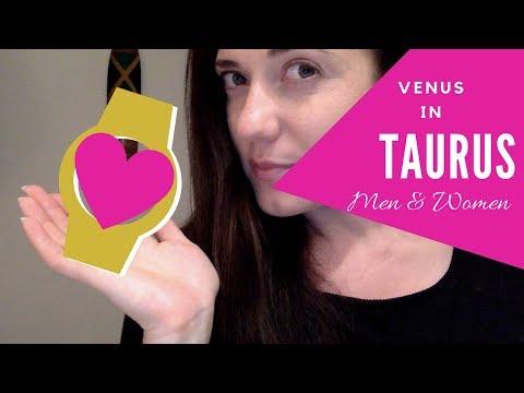Venus in Taurus Man or Woman