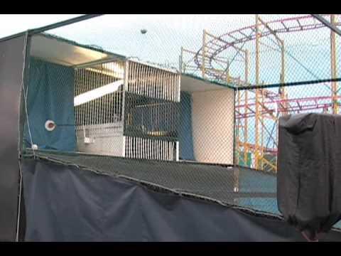 Dunk Tank Clown at NY State Fair 2010 - Part 2