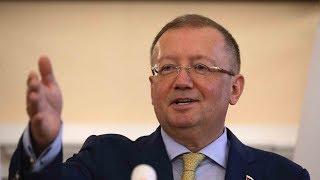 Russian ambassador: White Helmets