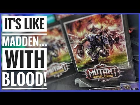 GDC 2018 First Look: Mutant Football League is Back!