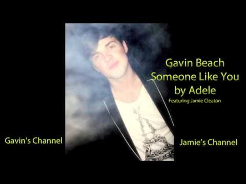 Adele - Someone Like You (Gavin Beach Cover)