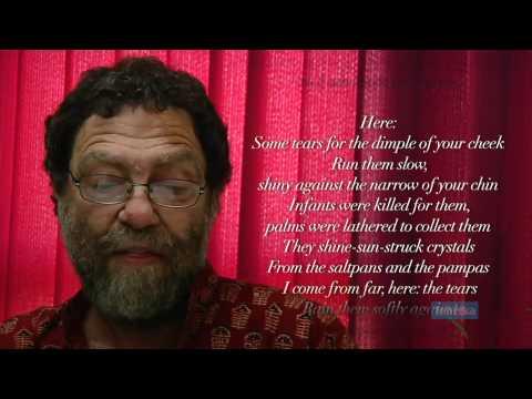 Tehelka Poetry with Ari Sitas