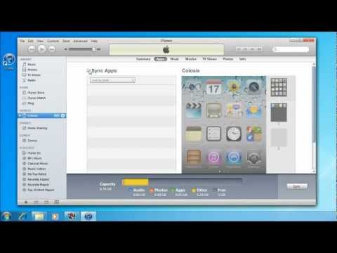 How to sync iphone ipod ipad with new computer