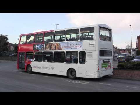 Birmingham Bus - Route 82 part 1