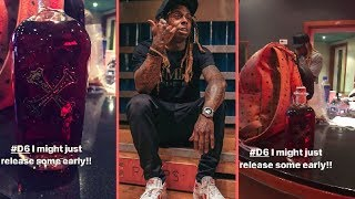 Lil Wayne Says He Might Release Early Dedication 6 Mixtape Music Before Christmas Release