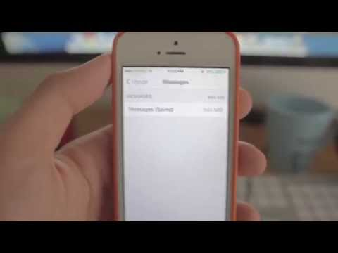 Delete Unwanted Files On Your iOS Device