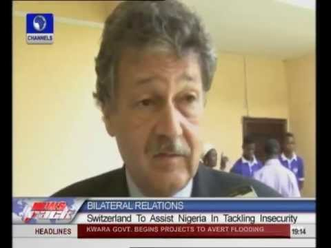 Switzerland to assist Nigeria in tackling insecurity