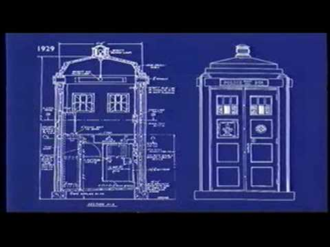 Doctor Who-  Bigger Inside Then Out 1993