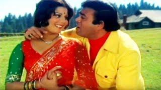 Sanjeev Kumar, Sulakshana Pandit, Uljhan - Romantic Scene 12/21