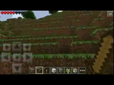 Minecraft Pocket Edition 0.8.0 Realms Livestream with Nexypl