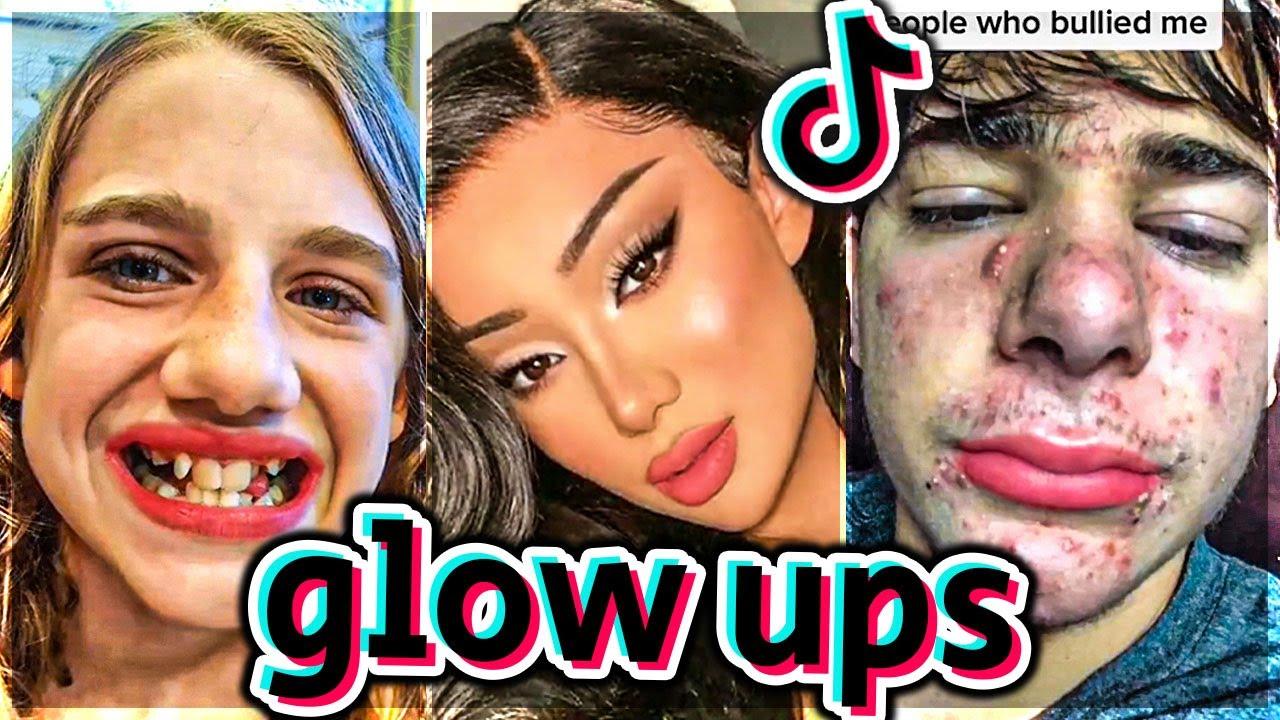 Glow Up Transformations TikTok Compilation 2