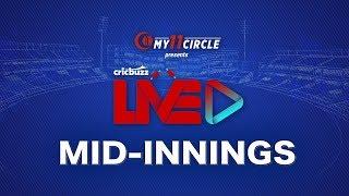 Cricbuzz LIVE: Match 32, England v Australia, Mid-innings show