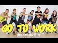 Go To Work by Tim Omaji | Live Love Party™ | Zumba® | Dance Fitness mp3