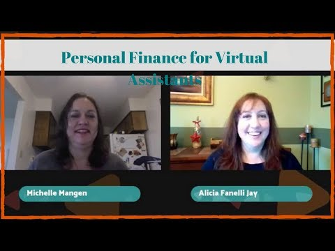 Personal Finance for Virtual Assistants