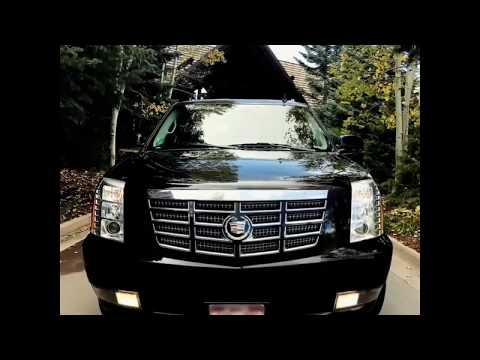 Denver to Vail private transportation. Silver Mountain Express Luxury Transportation.