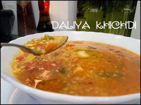 Daliya Khichdi Recipe in Hindi | दलिया खिचड़ी