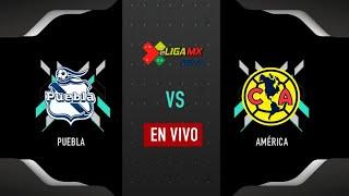 Puebla vs América | Jornada 1 | eLiga MX | Goleada de La Franja