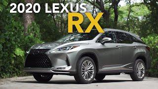 2020 Lexus RX Review