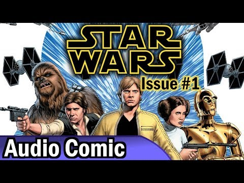Star Wars #1 (Voice Dubbed Comic)