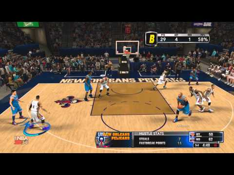 NBA 2K14 MyCareer Xbox 360 (New Orleans vs New York)