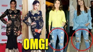 OMG! Bollywood Celebs Who REPEATED Their OWN DRESS   Latest Bollywood Gossip